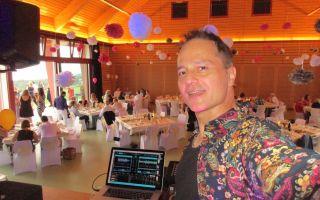 Robbie Martin, musicien et DJ